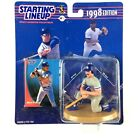 Mike Piazza 1998 Starting Lineup Los Angeles Dodgers MLB Kenner Sealed Original