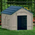 XXL DOG KENNEL FOR X LARGE DOGS OUTDOOR PET WEATHERPROOF HOUSE BIG SHELTER