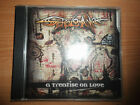 SCHOLOMANCE-A TRETISE ON LOVE 1 PRESS 1998 THE END RECORDS RARE!!!
