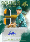 Sonny Gray Rookie Cards and Key Prospect Cards Guide 5