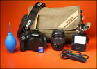 Canon EOS 600D DSLR Camera Canon 18-55mm Zoom Lens kit with Battery, Charger,Bag
