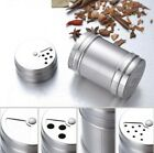 Salt And Pepper Shakers With Lids Small Shaker Condiment Supply 2Pack Spice Jars