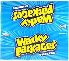 Wacky Packages Series 8 Trading Card Stickers Box (2011 Topps)