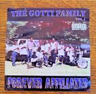 Ultra Rare The Gotti Family Forever Affiliated Vol 1 I OOP G-Funk Rap Hip-Hop CD
