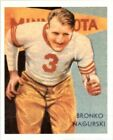 Bronko Nagurski Cards, Rookie Card and Autographed Memorabilia Guide 11