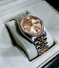 Rolex Oyster Perpetual Two Tone 1601 SS Bracelet