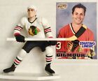 1998 Extended Series NHL Starting Lineup DOUG GILMOUR Chicago BLACKHAWKS (Open)