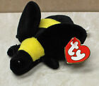 Bumble ( Bumble Bee ) (Korean tags)  3rd/1st gen Ty Beanie Baby (AP 11348)