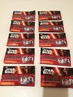 10 Packs - TOPPS Star Wars Galactic Connexions WalMart Force Friday EXCLUSIVE