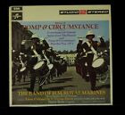 The Band Of H.M. Royal Marines Music Of Pomp And Circumstance UK vinyl