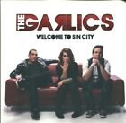 GARLICS Welcome To Sin City Rare Canada CD 2012 Mint