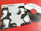ALL SAINTS ALL HITS PROMO CD INC REMIXES NEVER EVER PURE SHORES BOOTIE CALL