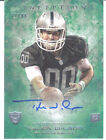 2013 Topps Inception Football Rookie Autographs Guide 59