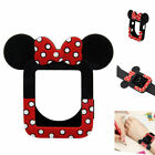 Mickey Minnie Mouse Ears Watch Case Cover Frame for Apple iWatch 38 42 40 44mm