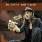 Thea Gilmore - THEA GILMORE / RULES FOR JOKERS - Thea Gilmore CD GMVG The Fast