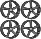 4 Dotz CP5 wheels 70Jx17 4x100 for SUBARU Justy Justy G3X