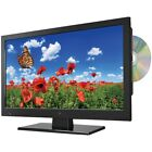 156 LED TV DVD Combination 1366x768 Native Reso w Stereo Speaker GPX TDE1587B