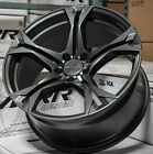 20 MRR M017 Gun Metal 20x10 20x11 Wheels Fit Chevy Camaro 2010 2019  set 4