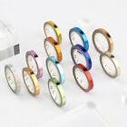 Glitter Rainbow Laser Washi Tape Stationery Scrapbooking Decor Adhesive Tapes