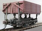 On30HO Side Dump Wagons Mining car Ore Erz Car x 3pcs 3 Stck set per box