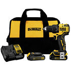 DeWALT DCD708C2 ATOMIC 20V MAX 1 2 in Brushless Drill Driver Kit New