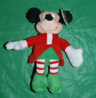 Ty Disney Beanie Baby Mickey Mouse 2012 Exclusive NWT