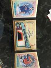 George Springer Topps Gypsy Queen 2019 Auto Patch Booklet SP 20 20