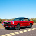 1966 Ford Mustang Coupe 1966 Ford Mustang Coupe