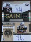 2011 CONTENDERS LIMITED MARK INGRAM SSP RC AUTO AUTOGRAPH LOT 25
