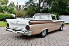 1959 Ford Ranchero Excellent Restoration C Code 292 V8 Manual 1959 Ford Ranchero Drives Amazing Headers Dual Exhaust New Wheels
