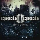 CIRCLE II CIRCLE Reign Of Darkness (2015) 11-track CD album NEW/SEALED