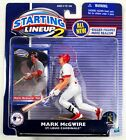 2001 Starting Lineup 2 Mark McGwire Cardinals Baseball MLB Hasbro Action Figure