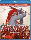 RED SONJA QUEEN OF PLAGUES BLU RAY + DVD COMBO PACK BLU RAY BLU RAY