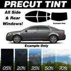 Precut All Window Film for Geo Metro LSI 96 98 any Tint Shade