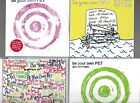 BE YOUR OWN PET 4 EXCELLENT CD SINGLES DAMN DAMN LEASH EXTRA EXTRA FIRE DEPT