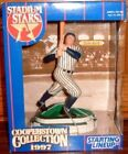 1997 97 Starting Lineup Babe Ruth New York Yankees HOF Cooperstown Hall of Fame