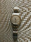 Baume et Mercier Geneve Clifton Stainless Steel Men's Watch With Rose Gold