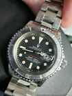 Rolex Submariner 1680 Red Dial Barn Find Watch Box Papers Tags