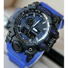 New G-Shock GWG 1000 Blue Rope Blue Men's Cheap Cool Free Shipping