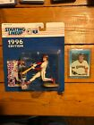 Will Clark 87 Fleer /Rookie Card and 1996 Baseball Starting Lineup.