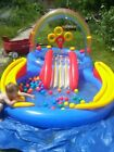 Kids Inflatable Swimming Pool Play Center Family Summer Outdoor Backyard Intex