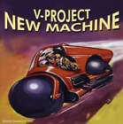V-Project-New Machine CD NEW