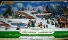 Lemax Rare Village Landscape LARGE General Sno Display Platform Winter Scene
