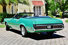 1971 Mercury Cougar XR7 Convertible 1 of 6 built 351 V8 Restored 1971 Cougar XR7 Convertible Fully Loaded Bucket Seats Console