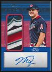 2018 TOPPS UPDATE MIKE TROUT ALL STAR PATCH AUTO AUTOGRAPH JERSEY 5!