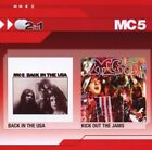 Mc5 - Back In The USA/Kick Out The Jams - Mc5 CD LMVG The Fast Free Shipping