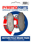Front brake pads for Hyosung RT125 D Karion 02-15
