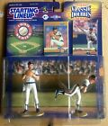 1999 Greg Maddux Minors to Majors Classic Double SLU in pkg w/ 2 BB Cards