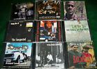 Yound Dre D 7 CDs, 9 albums: Troubled Mind, Hard Act To Follow, Thinkin Out Loud
