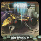 PETRA More Power To Ya CD 1995 Star Song Christian (Whitecross, Rez Band, Xalt)